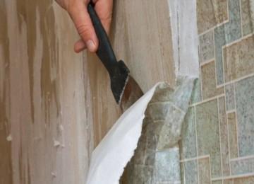 Как снять флизелиновые обои со стены — методы удаления без лишних усилий