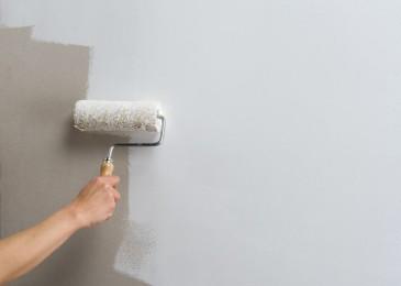 Грунтовка стен перед поклейкой обоев — пошаговый алгоритм