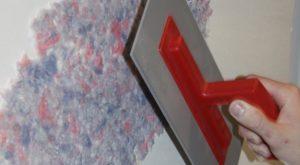 Подготовка стен к жидким обоям — пошаговый алгоритм