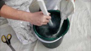 Как сделать жидкие обои своими руками в домашних условиях из бумаги и опилок