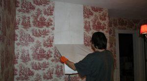Как быстро снять моющиеся обои со стены — пошаговая инструкция